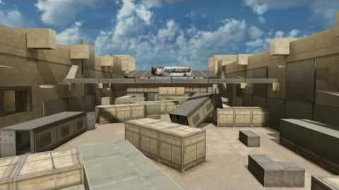 Chinese CrossFire - Abandoned Warehouse TD Sudden Attack map!