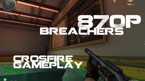 CrossFire 870P Breachers Gameplay HD ll 10DarkGamer