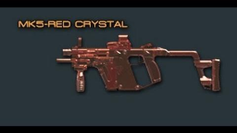 Cross Fire China Kriss Super V-Red Crystal(MK5-Red Crystal) Review!