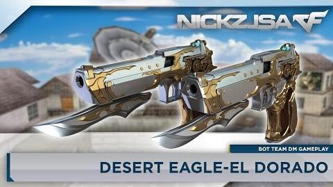 Desert Eagle-El Dorado - CROSSFIRE China 2