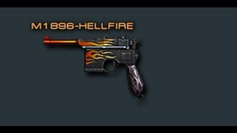 Cross Fire China -- Mauser M1896-HellFire -Review-!