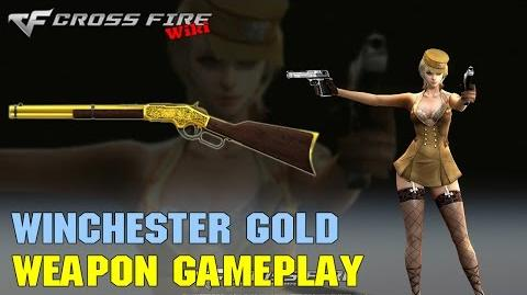 CrossFire - Winchester Gold - Weapon Gameplay