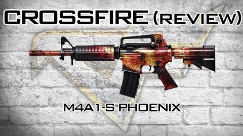 CrossFire - M4A1 Phoenix Review