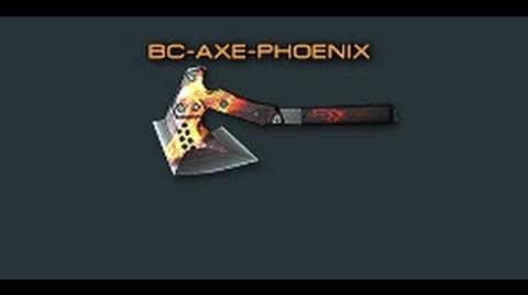 Cross Fire China BC-Axe-Phoenix Review !
