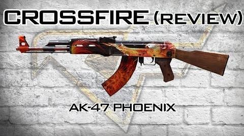 CrossFire - AK-47 Phoenix Review