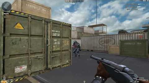 Cross Fire China -- A-Bolt Shotgun!-0