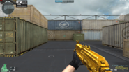 PP19 Bizon Ultimate Gold HUD