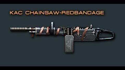 Cross Fire China KAC ChainSaw-Red Bandage Review !