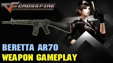 CrossFire VN - Beretta AR70