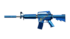 PlatinumBlue M4A1