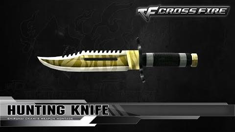 CrossFire Korea - Hunting Knife ☆