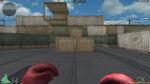 Boxing Gloves HUD