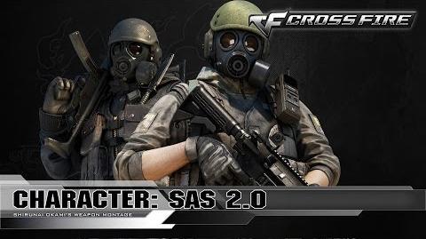 CrossFire Character SAS 2