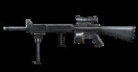 M16A3 LMG