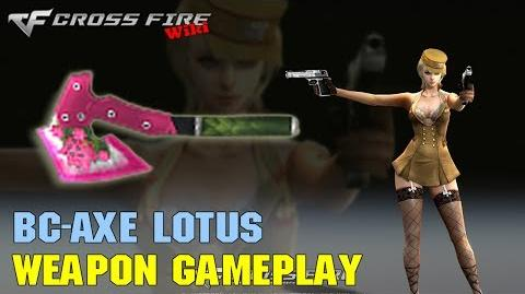 CrossFire - BC-Axe Lotus - Weapon Gameplay
