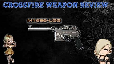 CrossFire Vietnam - M1896-Ultimate SilverSmith (Mauser USS) -Review- !
