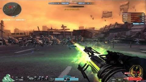 Chinese CrossFire - Bomb City!