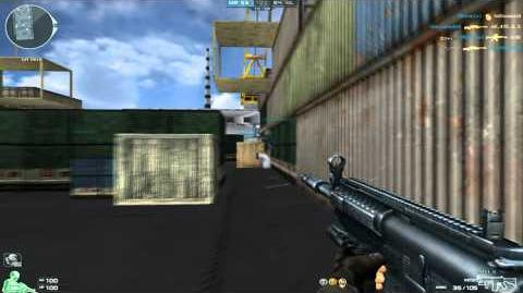 Crossfire Weapon Review M4A1-X