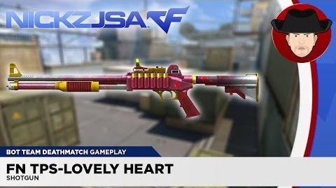 FN TPS-Lovely Heart CROSSFIRE Japan 2