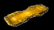 Surfboard Gold