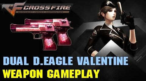 CrossFire VN - Dual Desert Eagle Valentine