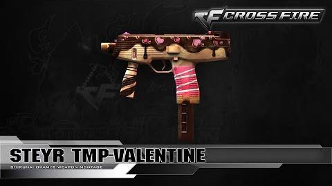 CrossFire Indonesia - Steyr TMP-Valentine 2016 ☆