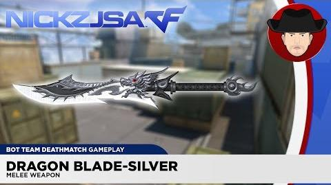 Dragon Blade-Silver CROSSFIRE China 2.0 (EXP)