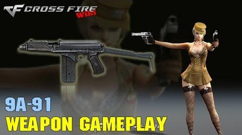 CrossFire - 9A-91 - Weapon Gameplay-0