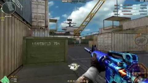 Cross Fire China M4A1-S Blue Diamond GamePlay !