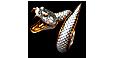 SnakeRing Silver