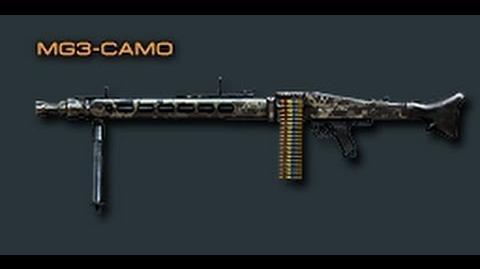 Cross Fire China MG3-Camo Review!