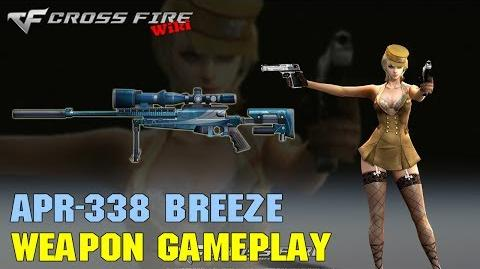 CrossFire - APR-338 Breeze - Weapon Gameplay