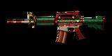 M4A1-XMAS