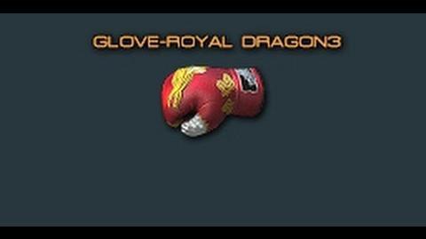Cross Fire China -- Glove-Royal Dragon 3 -Review-!