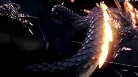 CrossFire China RPK Infernal Dragon (CG Promo) ☆