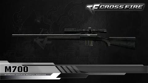 CrossFire Vietnam M700 ☆