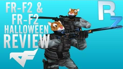 CF Weapon Reviews - FR-F2 & FR-F2 Halloween