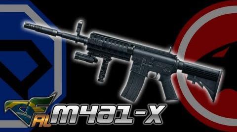 Review M4A1-X - CrossFire AL (PT-BR) (HD 720p) (Renewal)