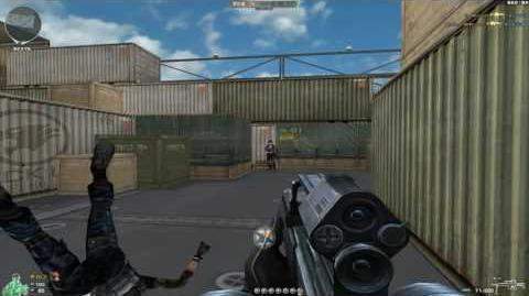 Cross Fire China -- MG36 -GamePlay-!