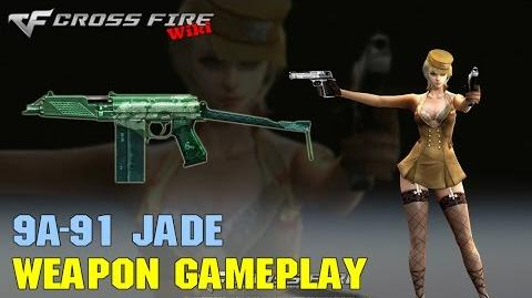 CrossFire - 9A-91 Jade - Weapon Gameplay