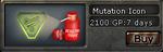 Mutation Icon