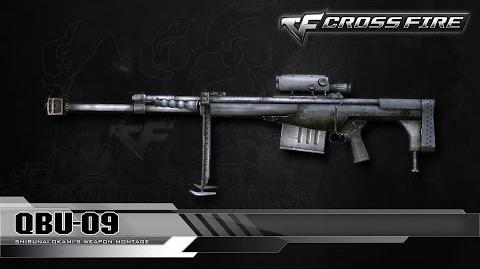 CrossFire China QBU09 ☆