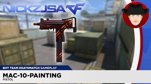 MAC-10-Painting CROSSFIRE Vietnam 2