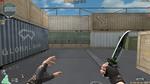 Knife HUD