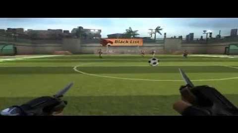 Cross Fire Russia - Soccer Mode Trailer