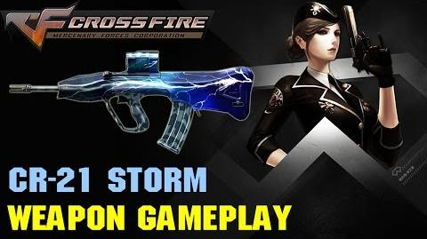 CrossFire VN - CR-21 Storm