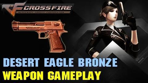 CrossFire VN - Desert Eagle Bronze