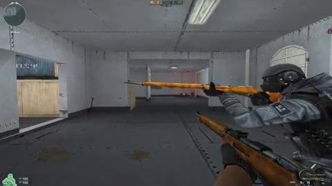 Cross Fire -- Mosin Nagant without scope!