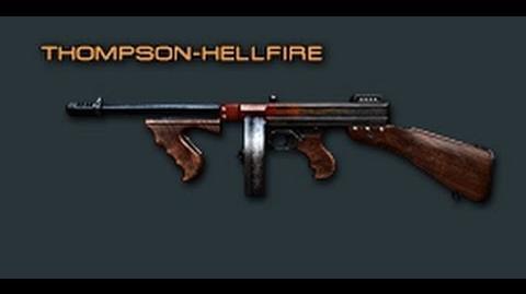 Cross Fire China -- Thompson-HellFire -Review-!