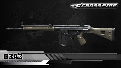 CrossFire China G3A3 ☆